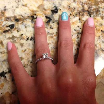 Michelle's ring!