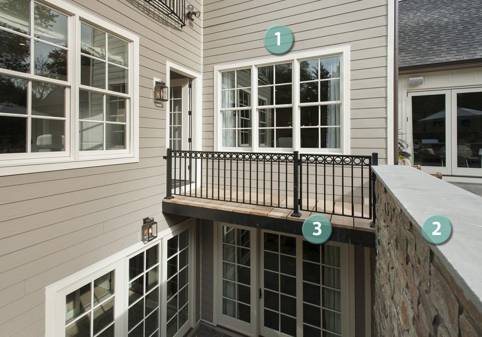 Backyard philadelphia magazine for Capstone exterior design firm