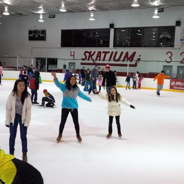 The Township of Haverford, Pennsylvania / Learn to Skate USA