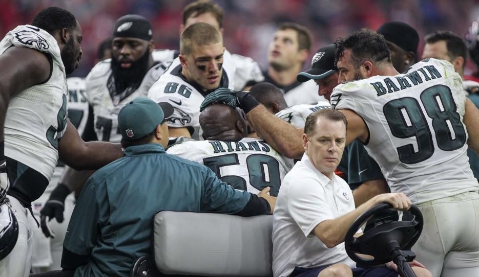 NFL: Philadelphia Eagles at Houston Texans
