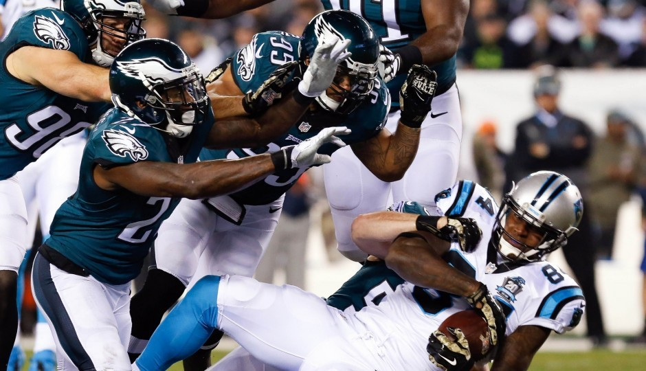 Posts related to The Matchup: Eagles Vs. Panthers