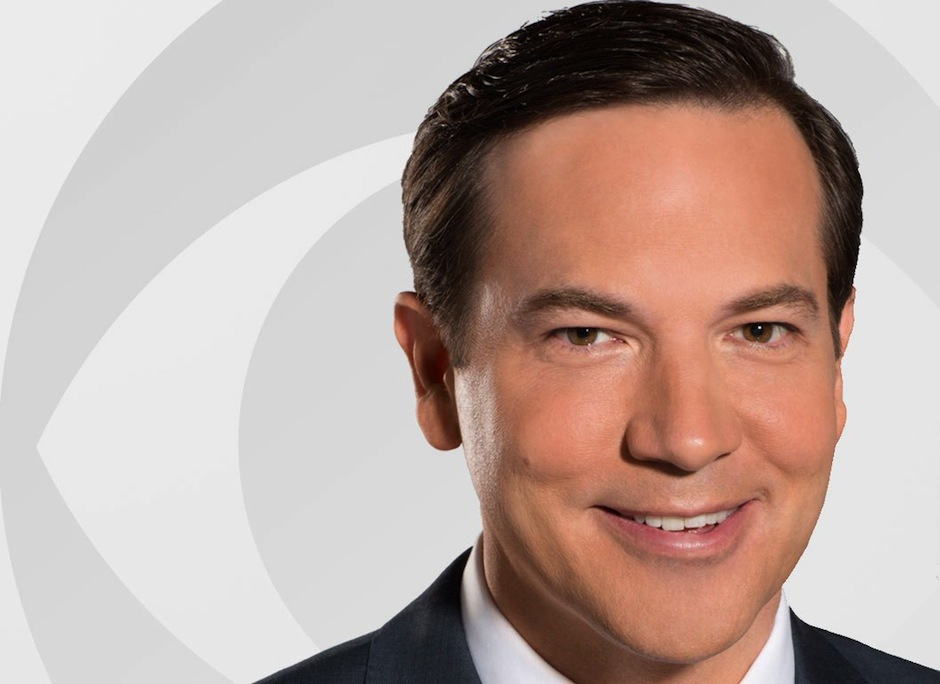 CBS Anchor Chris May Sued for Libel