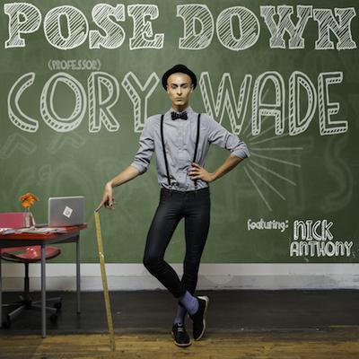 cory wade hindorff pose down