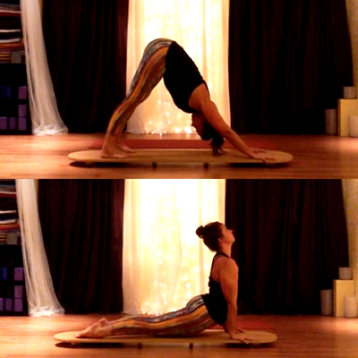 indoboard yoga