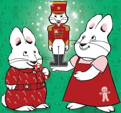 Nick Jr.'s Max and Ruby  come to the Tower Theater. | Photo via Facebook.