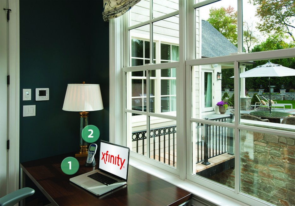 First Floor Office And Powder Room Philadelphia Magazine