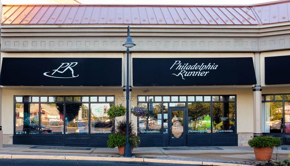 Philadelphia Runner's Glen Mills Store