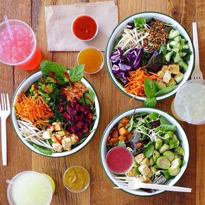 sweetgreen salads