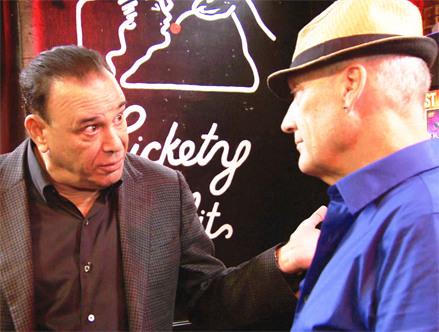 Bar Rescue's Jon Taffer at Lickety Split | Photo via Spike TV
