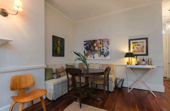City House Of The Week Pristine Townhouse In Washington