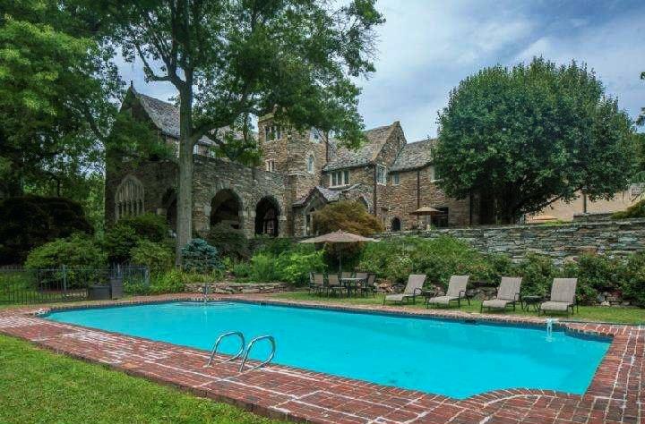 That Game Of Thrones Ish Mansion In Villanova Is Pending Sale Philadelphia Magazine