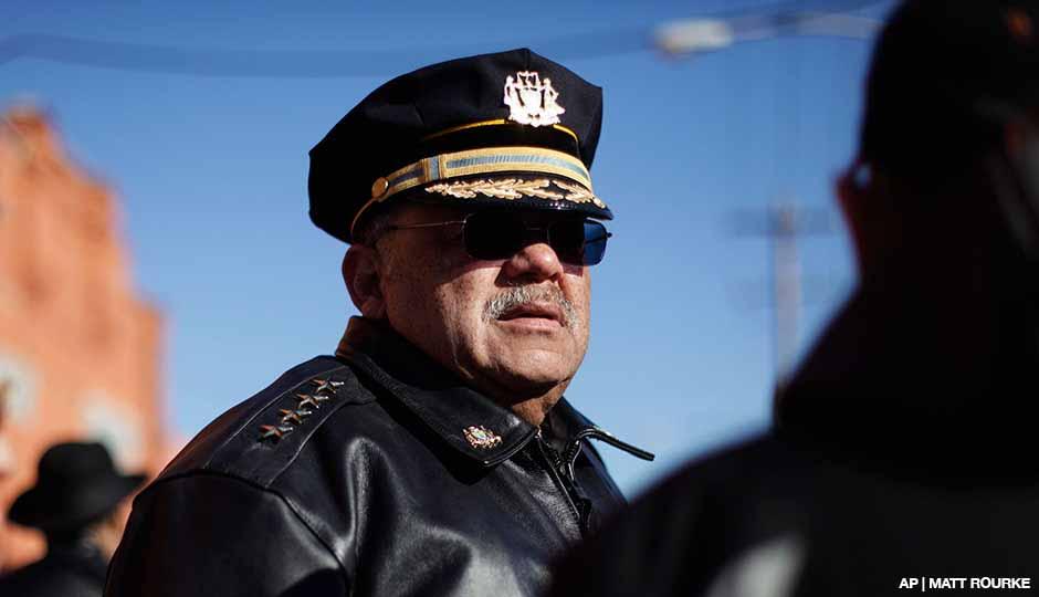 Philadelphia Police Commissioner Charles Ramsey. AP | Matt Rourke