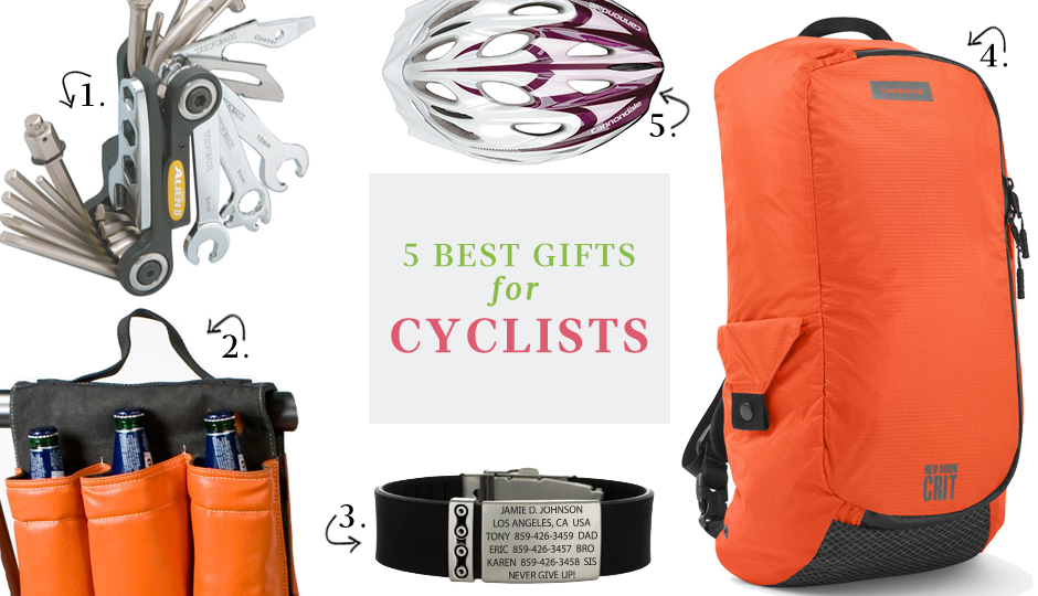 CYCLISTS GIFTS