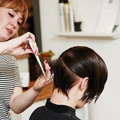 Kelly Hursh of Mirror & Mantel. Photograph by Joseph Balestra