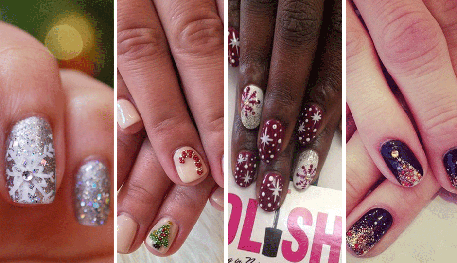 Nail Art! 10 Most Festive Manicures from Philly Salons ...