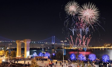 Cue the confetti, noisemakers, and Auld Lang Syne. Whether you're looking to ring in 2015 with a low-key evening or an all-night dance party, we've got you covered. Check out our guide to Philly's best New Year's Eve events, and make the last night of the year one to remember. Wednesday, December 31st, various times & locations.