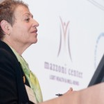 Nurit at White House Conference LGBT Health 2012