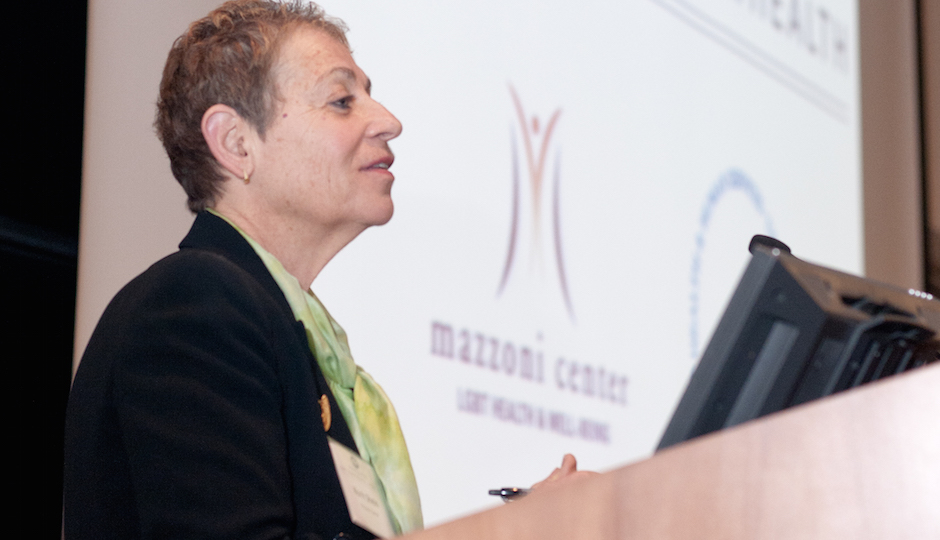 Mazzoni Center CEO Nurit Shein.