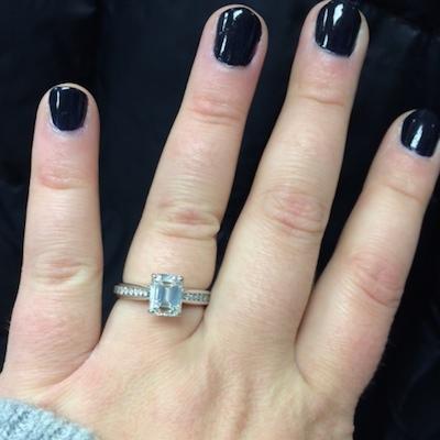 Chiara's ring!