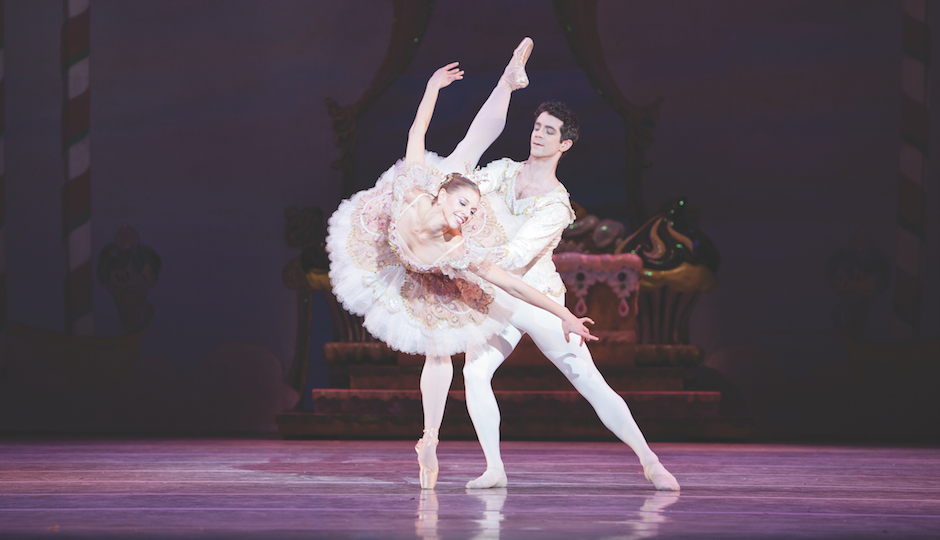 The Nutcracker kicks off at the Academy of Music December 6th.
