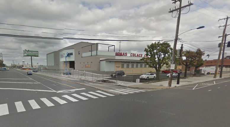 South Bowl site as of August 2014, via Google Street View