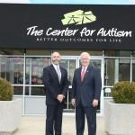 Photo via Center for Autism Facebook page.
