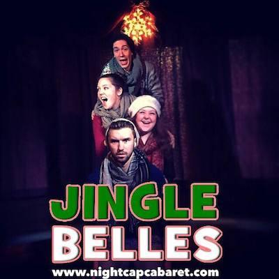 The peppy Jingle Belles sing Friday and Saturday night at Tabu.