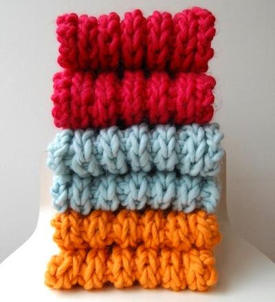 Grab knitting supplies and patterns at Loop.