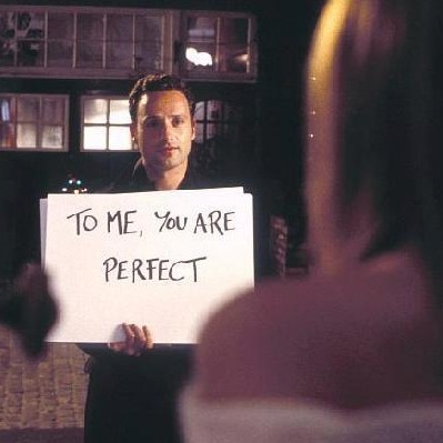 Get romantic with a BYO showing of Love Actually. | Photo via Facebook.