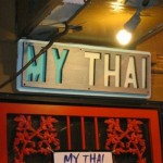 My Thai at 22nd and South | Photo via UWISHUNU