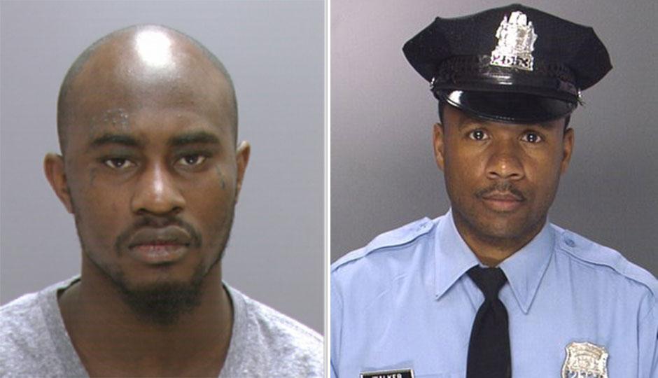 Rafael Jones (left); Moses Walker (right)