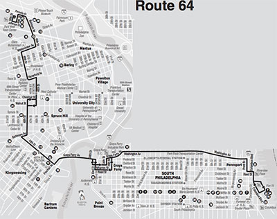 MAP This Is What Philly Would Look Like With Full Hour SEPTA - Philly septa map