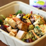 Whole Foods salad bar goodies | Photo via Flickr user 10outofsomething.