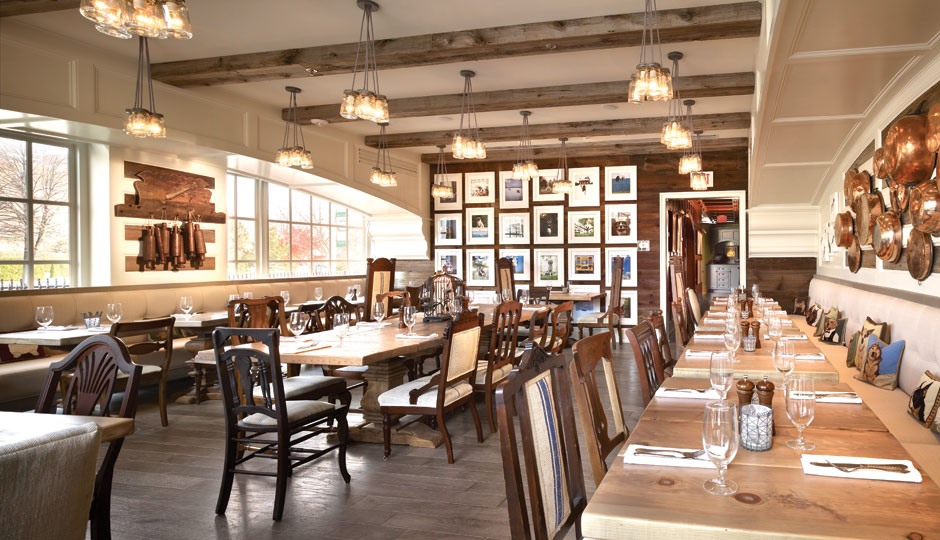 the list private dining rooms in and around philadelphia