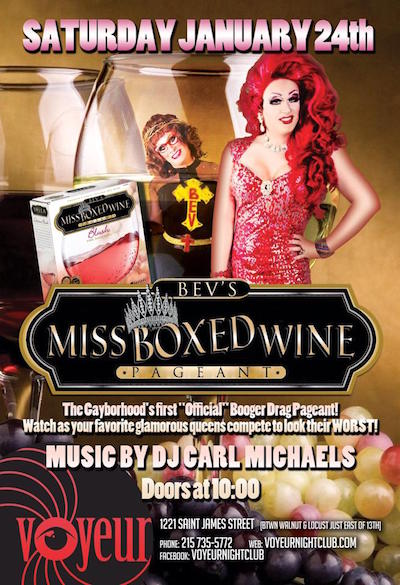 1 Boxed Wine