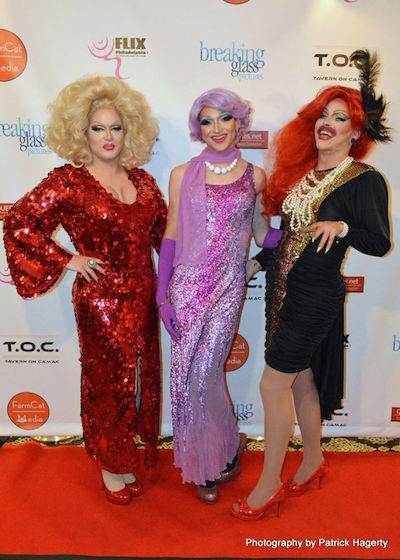 Okurr, comedy queens. Meet Haus of Ham at Tabu on Sunday afternoon.