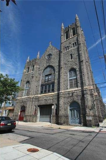 Reduced loft apartment in former manayunk church for 3849 terrace st philadelphia pa