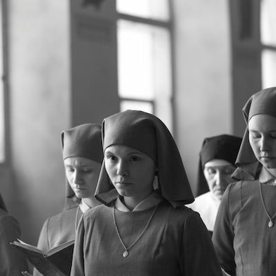 Ida, one of our favorite films of 2014, is available on Netflix streaming.