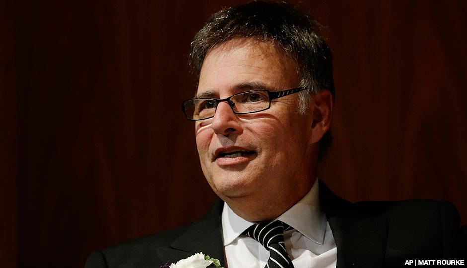 Jonathan Saidel on Tuesday, January 15, 2013, in Harrisburg.