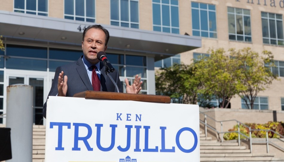Ken Trujillo Campaign Announcement