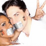 Audra McDonald and her husband, Will Swenson.