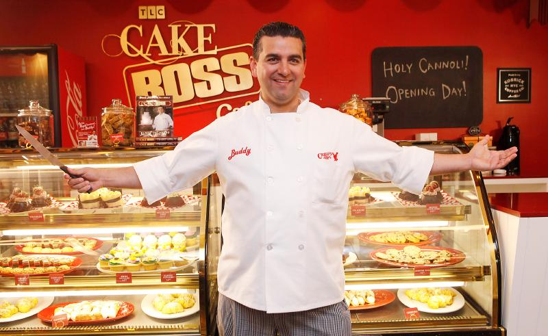 Cake Boss Icing A Cake Buddy Style : Cake Boss Is Coming To Philly - Philadelphia Magazine
