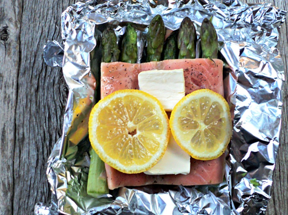 ... to Eat This Week: Insanely Easy Foil-Packet Dinners - Be Well Philly