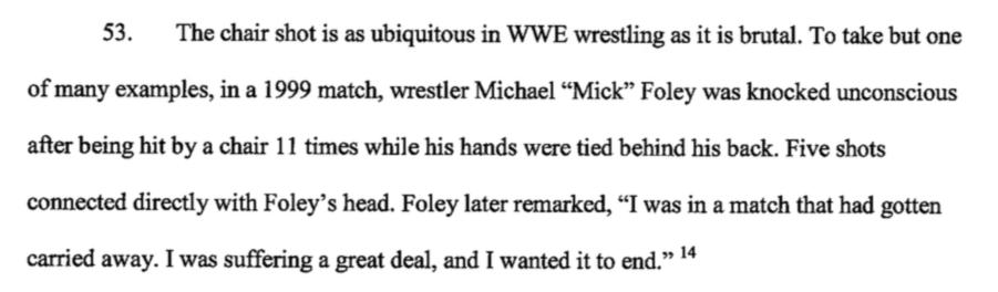 Foley head shot