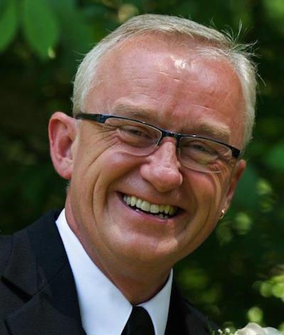 Ken Burns, executive director of ActionAIDS.