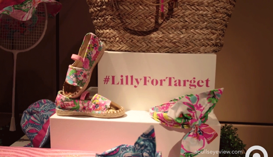 0602103b2db Target Announces Lilly Pulitzer Collaboration