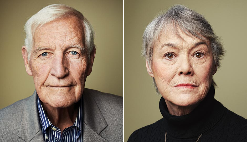 John and Bonnie Raines, photographed by Wesley Mann
