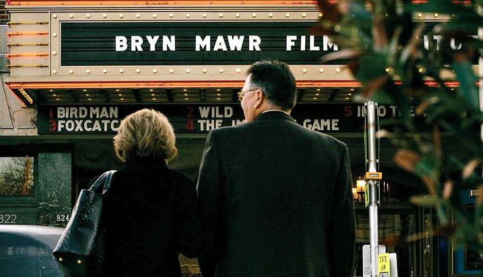 Bryn Mawr Film Institute. Photograph by Jauhien Sasnou