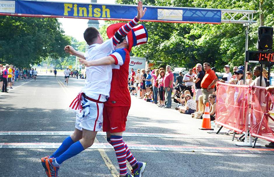 ODDyssey Half Marathon | Photo via Facebook