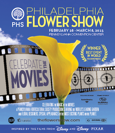Wedding Wednesday will happen on March 4th during the Flower Show.